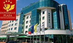 Хотел Дипломат Плаза